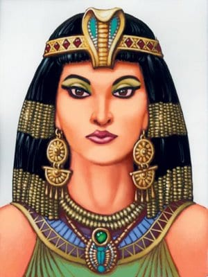 Cleopatra VII ancient egypt
