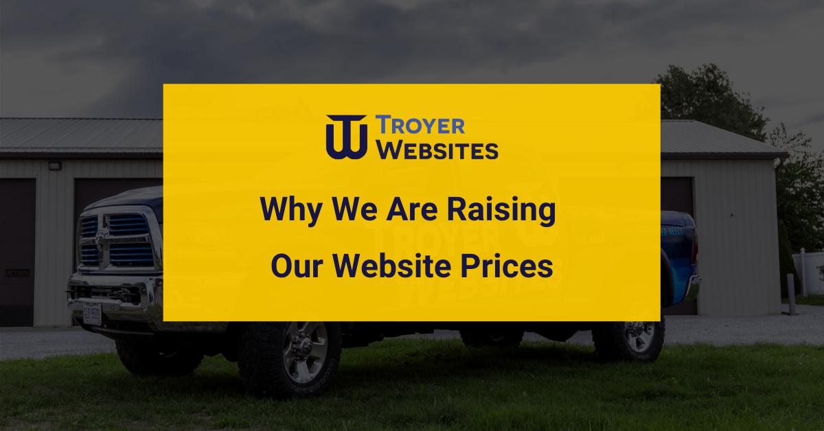 Troyer Websites 1