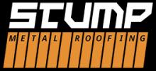 Stump Metal Roofing Logo 2