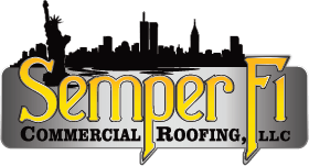 Semper Fi Roofing Logo