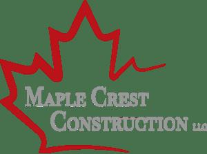 Maple Crest Construction Logo